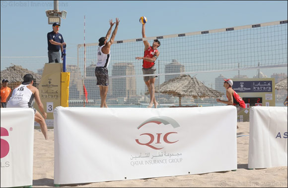 QIC Group sponsors Katara International Beach Volleyball Championship 2019