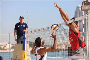 QIC Group sponsors Katara International Beach Volleyball Championship 2019