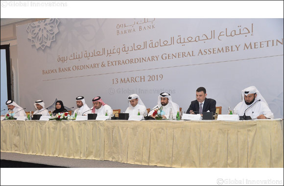 Barwa Bank's AGM Approves 15% Cash Dividend for Shareholders
