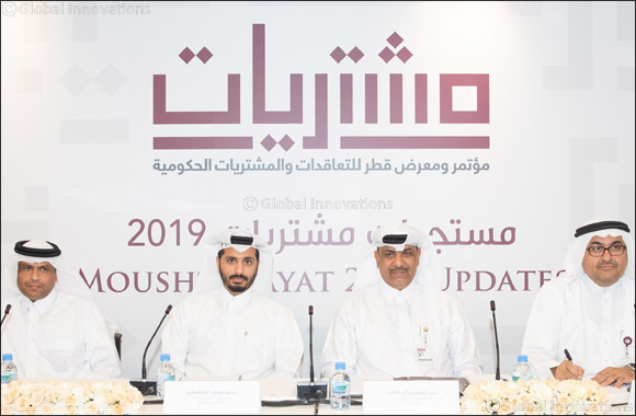 Preparations for 4th edition of the Government Procurement and Contracting Conference & Exhibition 'MOUSHTARAYAT 2019' in full swing