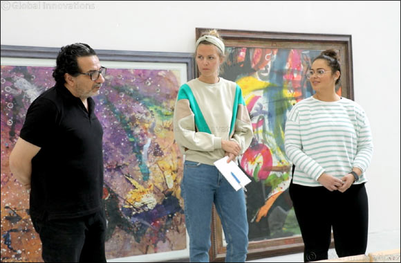 UCL Qatar MA Students Explore the Process of Making Art with New Exhibition 'For the Sake of Art' at the Qatar Art Center