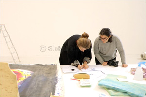 UCL Qatar MA Students Explore the Process of Making Art with New Exhibition �For the Sake of Art' at ...