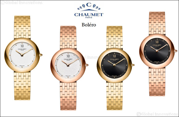 Chaumet Launches The Bolero Watch