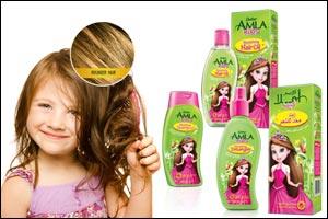 Dabur Amla Kids � Natural nourishment for your child's hair
