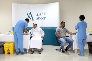 Free medical check-up by QIC Group & QLM Life & Medical Insurance well received by residents of Qata ...