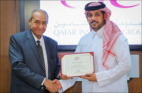 Heading: QIC Group honors its employees with long service awards