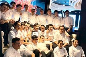 STK Doha Wins Favorite Newcomer Award at Fact Dining Awards Doha 2019