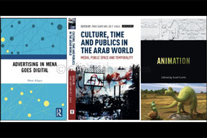 New books from NU-Q faculty