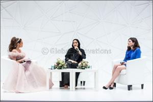 Heya Arabian Fashion Exhibition Provides a Valuable Platform for Qatari Entrepreneurs
