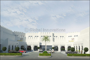 QDB announces accepting applications for registration in Al Furjan Markets Draw of phase 2 starting  ...
