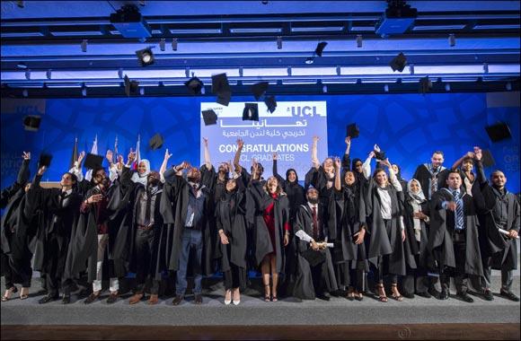 UCL Qatar celebrates new class of graduates