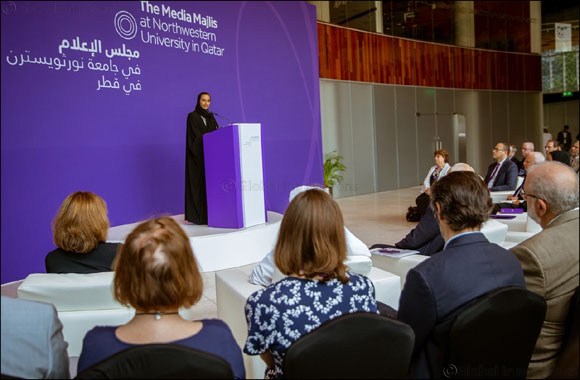 Her Highness Sheikha Moza bint Nasser Officially Dedicates Region's First Museum on Media