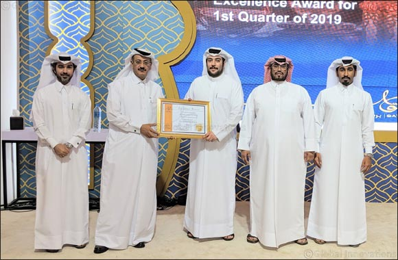 Qatar Post celebrates the Holy Month of Ramadan  and a year of record success with Annual Suhoor gathering