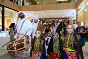 Doha Festival City Celebrates with a Spectacular Garangao night