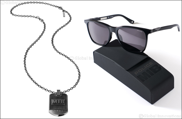 "Police Is the Official Eyewear in the Sony Pictures Film ""Men in Blacktm: International"""