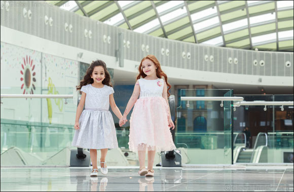 Doha Festival City Celebrates Eid With New Collections of Kids Occasion Wear