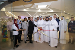 "Al Meera announces the opening of its convenient stores ""MAAR"" at two Qatar Rail stations"