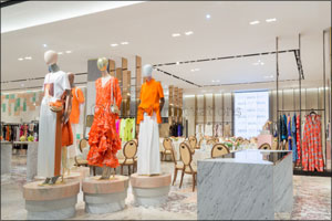 Harvey Nichols Doha Celebrates Fashion with AW19 Fashion and Beauty Trends During Exclusive VIP Even ...