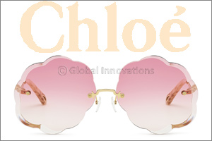 Chlo� Launches The New Cloud-shaped �rosie� Sunglasses