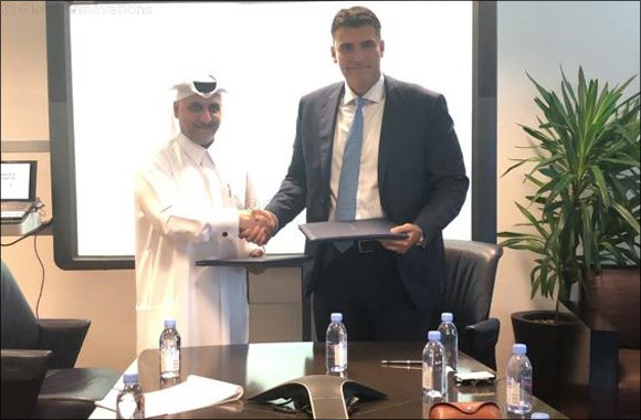 Qatar Finance and Business Academy and Stenden University of Applied sciences, Qatar, sign MoU  for research and knowledge sharing collaboration