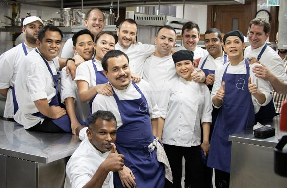 Pearl Social Celebrates Grand Opening with International Chef and Restaurateur Jason Atherton