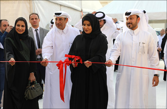 Senior Deputy Group President & CEO of QIC Group inaugurates orphan accommodation for Dreama