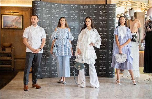 Harvey Nichols and Pearl Social Host Exclusive Ladies Fashion Luncheon with Special Guest appearance by Michelin Star Chef, Jason Atherton
