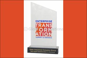 Qatar Insurance wins �Best Digital Transformation in Insurance Award�