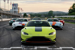 Festival of Speed Celebrates Aston Martin's Racing History