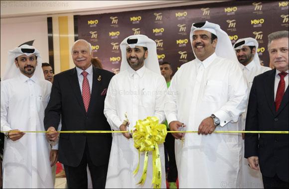 NOVO Cinemas Opens a New Multiplex at Tawar Mall
