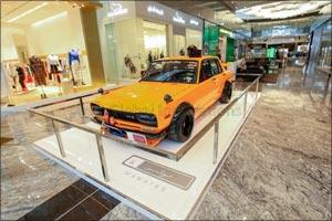 Doha Festival City Hosts the Mawater Centre Auto Show