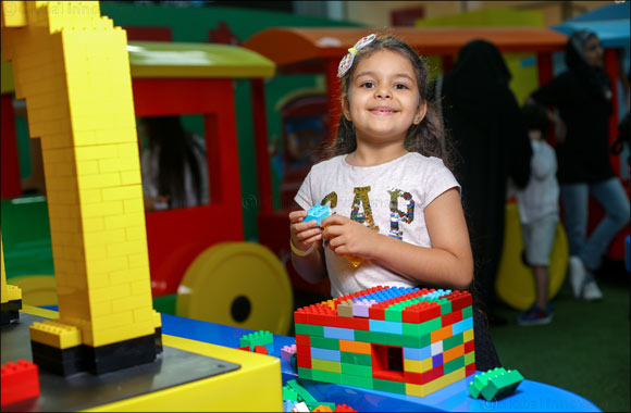 Qatar's First Ever LEGO Festival Comes to Doha Festival City