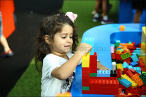 Qatar's First Ever LEGO Festival Comes to Doha Festival City