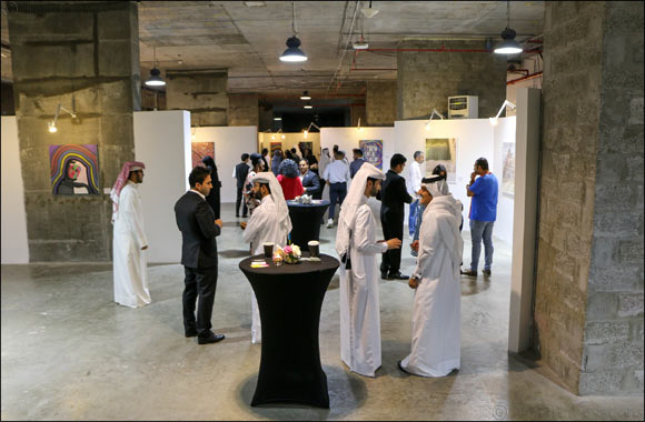 W Doha Hotel Hosts Qatar's First Mother and Son Duo Art Exhibition