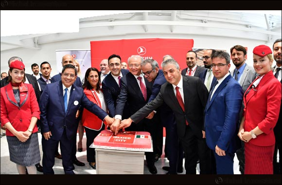 Turkish Airlines added Mexico City and Cancún, important cities of Americas to its flight network.