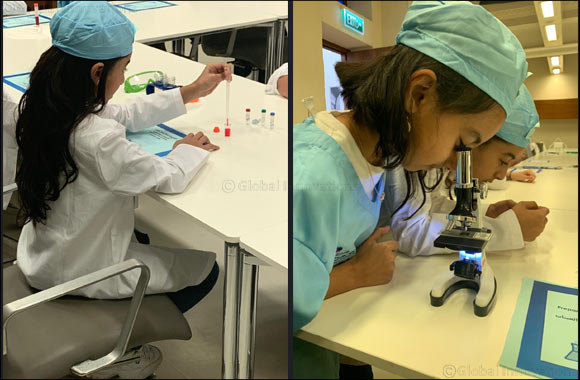 The Summer Programme at Msheireb Museums Wraps Up with a Workshop on Genome for Children