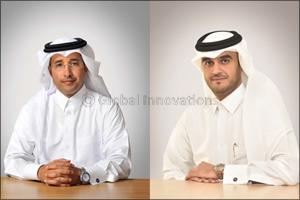 al khaliji announces the appointment of  new senior Qatari leadership