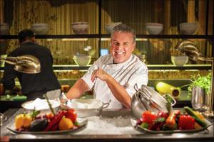 World-Renowned Chef-Restaurateur Richard Sandoval Launches New Menus for Toro Toro, Maya, and Zengo