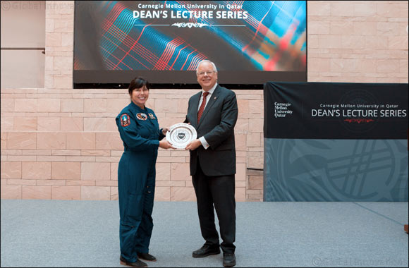 Veteran NASA astronaut shares insights on decision-making dynamics at Carnegie Mellon