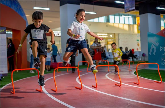 Join the Mini World Athletics Championship at Doha Festival City