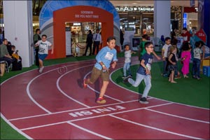 Join the Mini World Athletics Championship at Doha Festival City