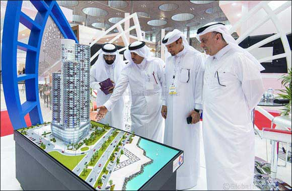 "Qatar Industrial Manufacturing Company Unveils State-of-the-art Flagship Project ""Corniche Park Towers"""