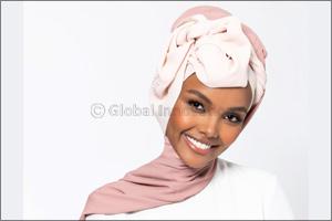 Heya Arabian Fashion Exhibition Hosts First Hijabi Top Model, Halima Aden