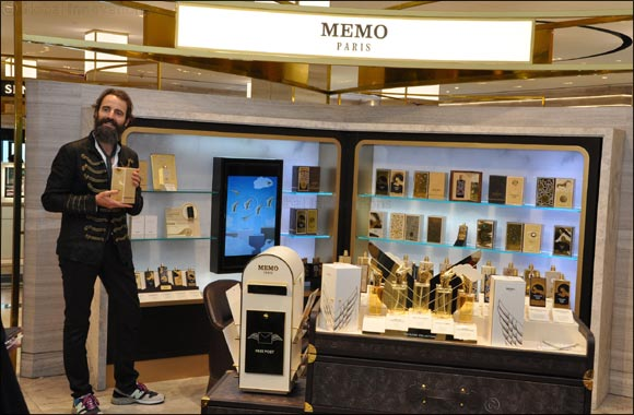 Harvey Nichols Doha and Memo Paris Launch a New and Exclusive Fragrance Collection'