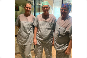Sidra Medicine successfully operates on Four patients during live Reconstructive Pediatric Urology w ...