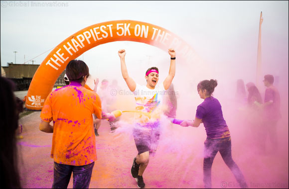 The Color Run: Presented by Sahtak Awlan: Your Health First, a WCM-Q Initiative, Returns this January with Love!
