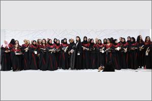 Qatar International Beauty Academy, Tajmeel Hosts Graduation Ceremony for 59 Students at Heya Arabia ...