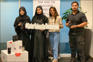 Qatar Finance and Business Academy in collaboration with Northumbria University participated in Qata ...