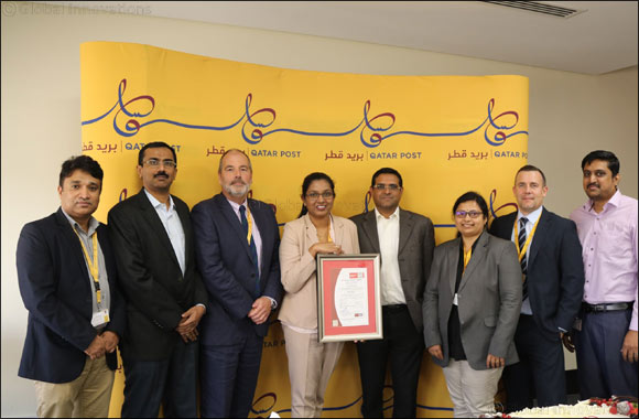 Qatar Post joins the ranks of certified government agencies with ISO 27001:2013 for its IT system