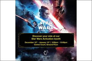 Star Wars' Skywalker Lands at Doha Festival City